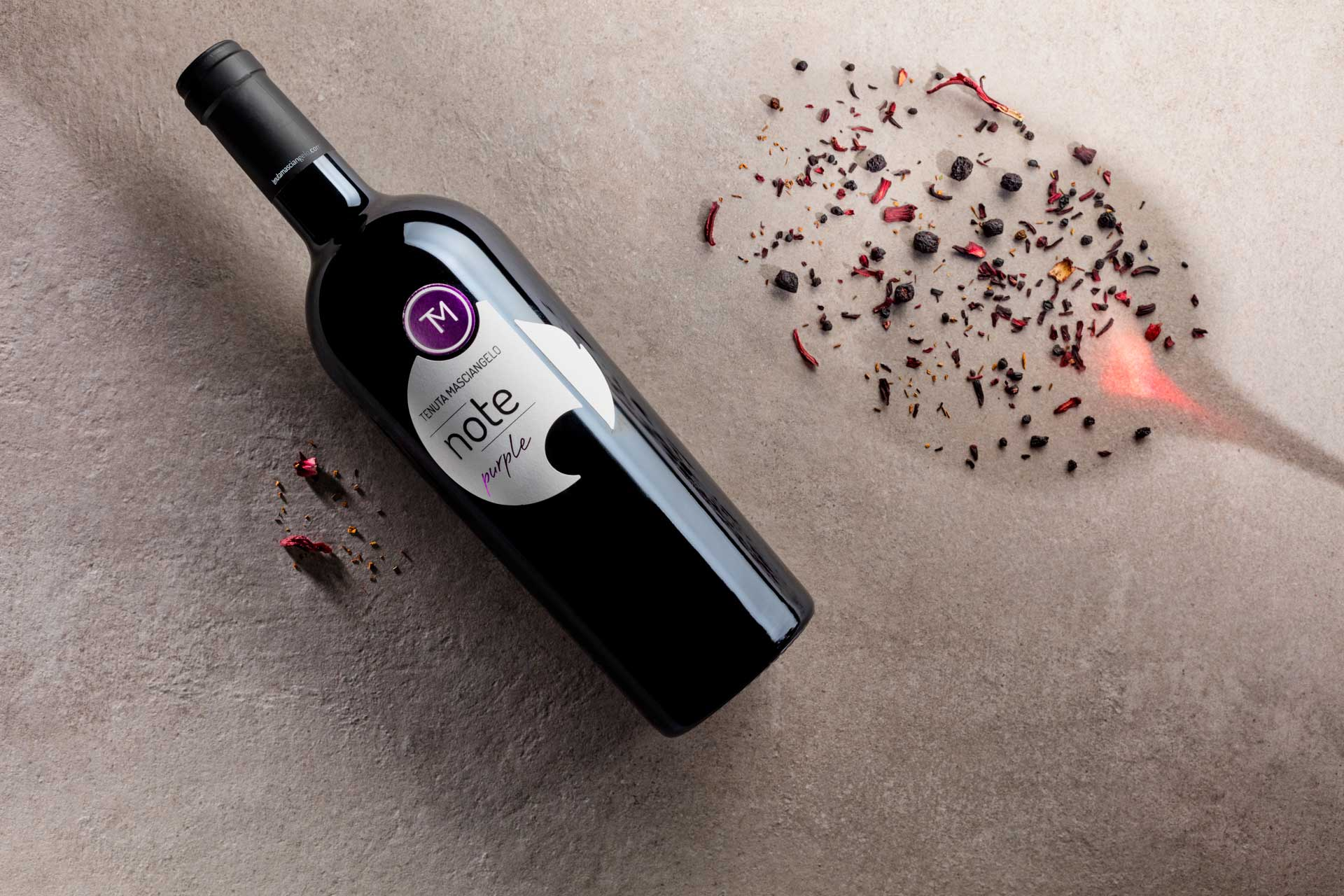 THE MONTEPULCIANO D'ABRUZZO PROTAGONIST IN MILAN